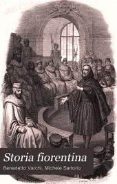 Storia fiorentina: Volume 1