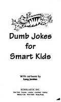 Dumb Jokes for Smart Kids PDF