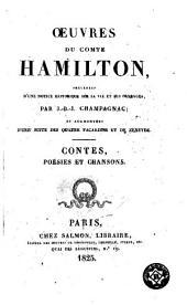 Oeuvres du comte Hamilton, 2