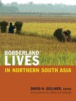 Borderland Lives in Northern South Asia PDF