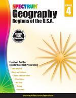 Spectrum Geography, Grade 4