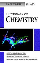 Dictionary of Chemistry: Edition 2