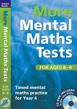 More Mental Maths Tests Ages 8-9
