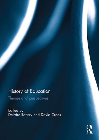 History of Education PDF