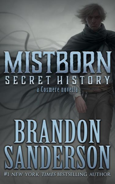 Download Mistborn  Secret History Book