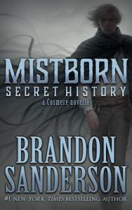Mistborn  Secret History Book