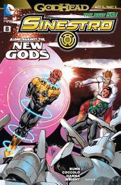 Sinestro (2014-) #8