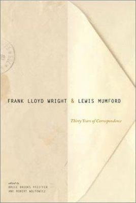 Frank Lloyd Wright   Lewis Mumford PDF