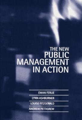 The New Public Management in Action PDF