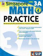 Singapore Math Practice, Level 3A Grade 4