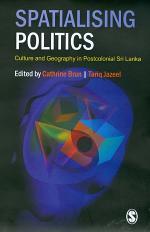 Spatialising Politics