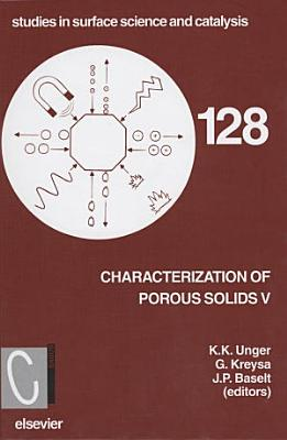 Characterisation of Porous Solids V