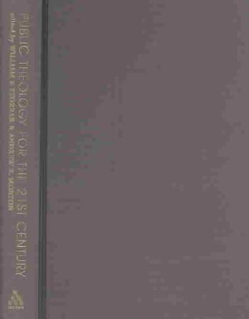 Public Theology for the 21st Century PDF