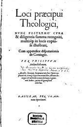 Loci praecipui theologici