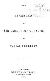 Adventures of Sir Launcelot Greaves