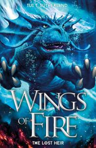 Wings of Fire 2  The Lost Heir Book