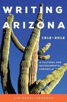 Writing Arizona  1912   2012 PDF
