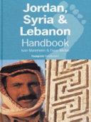 Jordan, Syria & Lebanon Handbook
