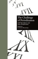 The Challenge of Periodization PDF