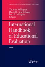 International Handbook of Educational Evaluation PDF