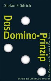 Das Domino-Prinzip: Wie Sie aus Steinen, die Ihnen in den Weg gelegt werden, etwas Schönes bauen.