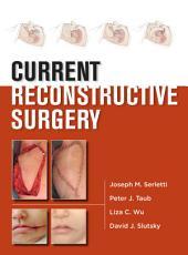 Current Reconstructive Surgery