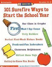 101 Surefire Ways to Start the School Year PDF