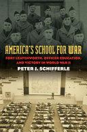 America s School for War PDF