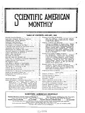 Scientific American Monthly: Volumes 1-2