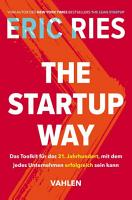 The Startup Way PDF