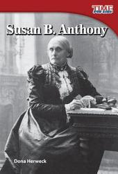 Susan B. Anthony (Spanish Version)