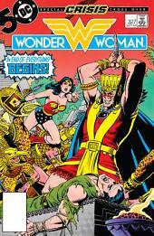Wonder Woman (1942-) #327