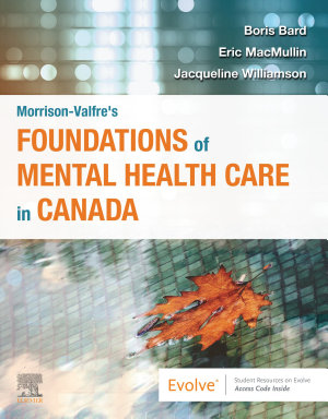 Morrison-Valfre's Foundations of Mental Health Care in Canada, 1e EBook