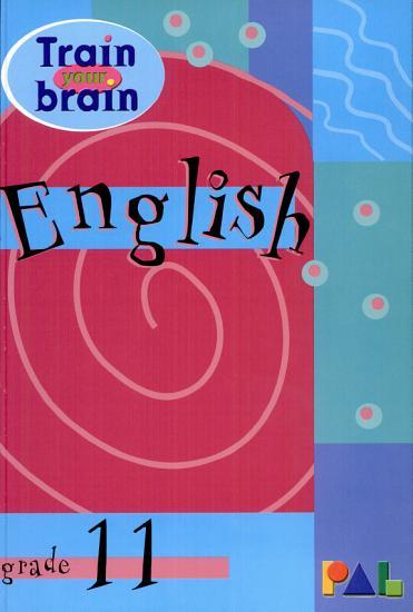 Train Your Brain Grade 11 English PDF