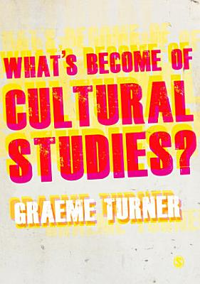 What s Become of Cultural Studies  PDF