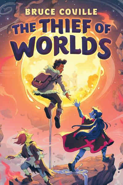 Download The Thief of Worlds Book