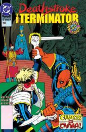 Deathstroke (1994-) #30