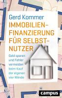 Immobilienfinanzierung f  r Selbstnutzer PDF