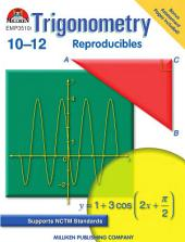 Trigonometry - Grades 10-12 (ENHANCED eBook)