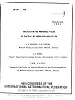 45th Congress of the International Astronautical Federation PDF