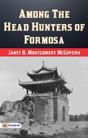 Among the Head Hunters of Formosa PDF
