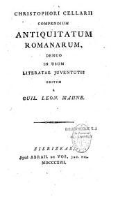 Compendium Antiquitatum Romanorum