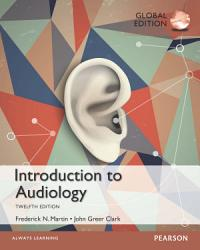 Introduction To Audiology Global Edition Book PDF