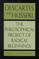 Descartes and Husserl PDF