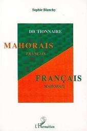 Dictionnaire mahorais-français / français-mahorais