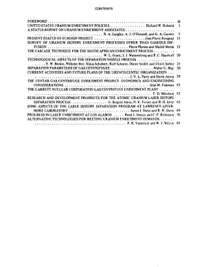 Developments in Uranium Enrichment PDF