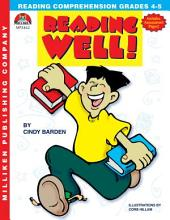 Reading Well Grades 4-5 (ENHANCED eBook)