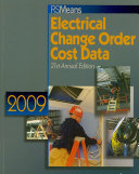 RS Means  Electrical Change Order Cost Data 2009 PDF