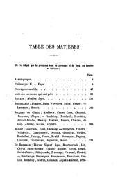 La terreur en Bourbonnais; les victimes: Lyon. I., Volume1