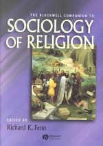 The Blackwell Companion to Sociology of Religion
